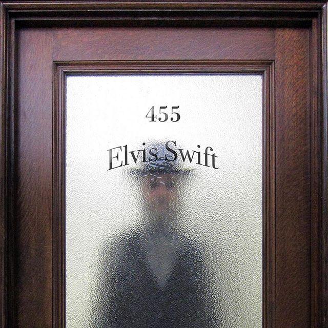 ELVIS SWIFT Dry Goods & Supply, first office. Flood Building, San Francisco, CA - 2010 #floodbuilding #floodbuildingsf #marketstreet #sanfrancisco #sanfranciscocalifornia #sanfranciscoca #elvisswiftdrygoods #naplesfl