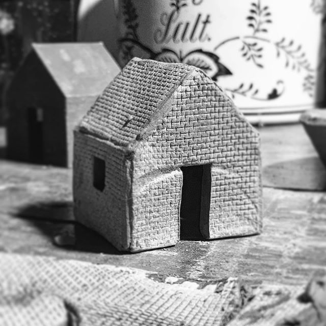 Model Home #modelhome #greenware #beforethefire #earthenware #tinyhome #littlehome #sandiegocounty #naplesfl