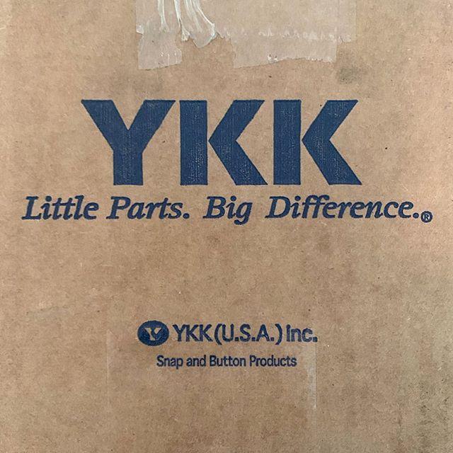 Special Delivery #ykk #ykkusa #ykksnapandbutton #rawdenim #elvisswiftdrygoods #naplesfl