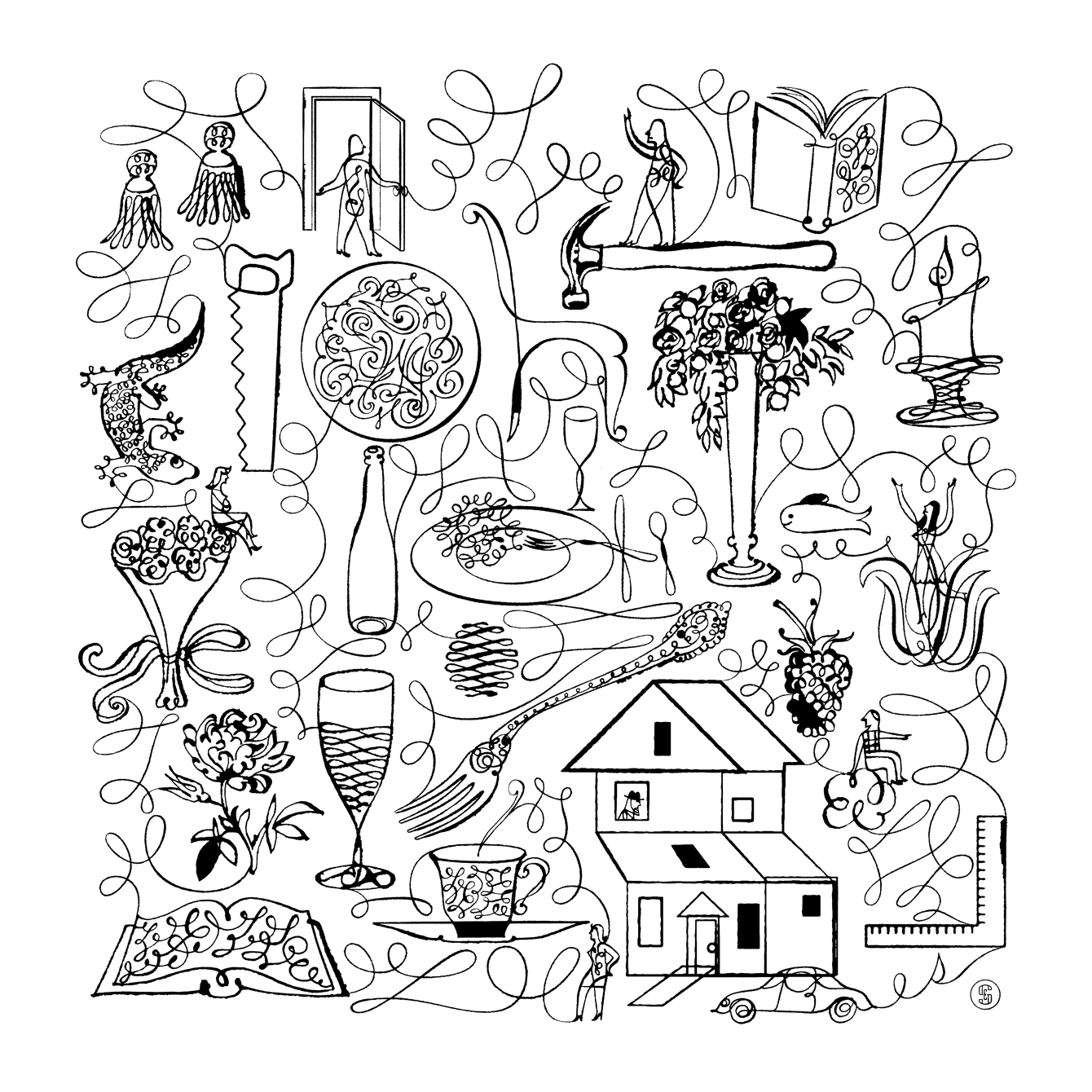 Home Again (Naturally) - Elvis Swift Dry Goods